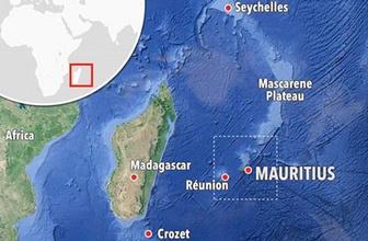 'Kayıp kıta' Hint Okyanusu'nun altında çıktı