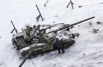 Ukrayna'da çatışmalar tekrar yoğunlaştı