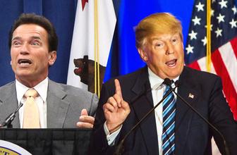Schwarzenegger'dan Trump'a: İşini bana devret