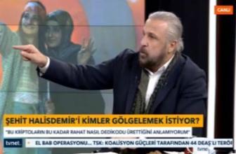 Mete Yarar'ı kızdıran Ömer Halisdemir tweeti