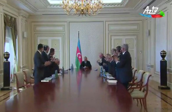 Mehriban Aliyeva böyle atandı! Aliyev sürpriz deyip…