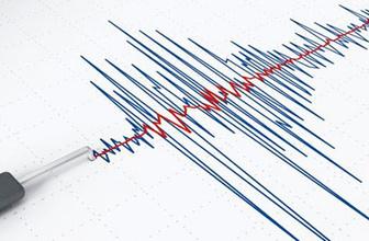 Son deprem Çanakkale'de büyüklüğü kaç?
