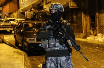 İstanbul'da birçok ilçede DHKP-C'ye operasyon