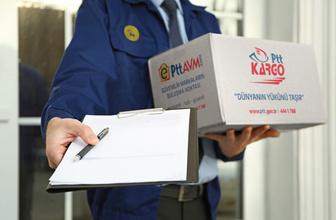 PTT Kargo'dan müşterilere bir kolaylık daha