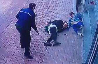 Liseli gencin polis tarafından vurulma anı