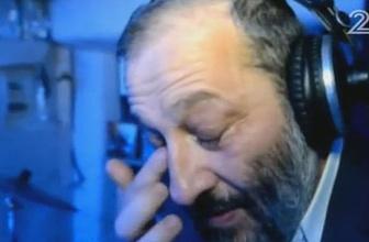 İsrailli bakanın kamera arkası görüntüleri şok etti