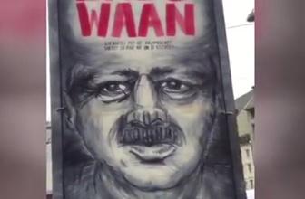 İsviçre'de Türkiye karşıtı çirkin gösteri