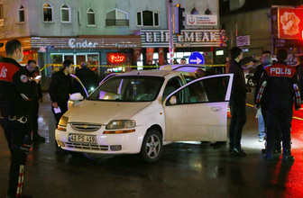 Ankara'da kalaşnikoflu pompalı tüfekli çatışma