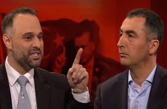 Alman TV kanalında Cem Özdemir'i rezil eden Türk
