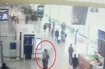 Paris Orly Havalimanı saldırısının güvenlik kamerası görüntüleri