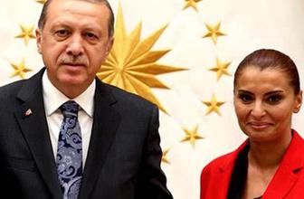 Veto yedi denilen Hande Fırat ile Erdoğan karşılaşınca...