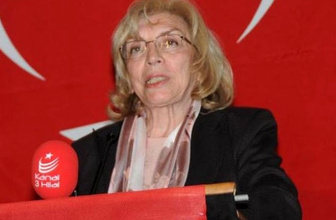Alparslan Türkeş'in kızından referandum kararı!