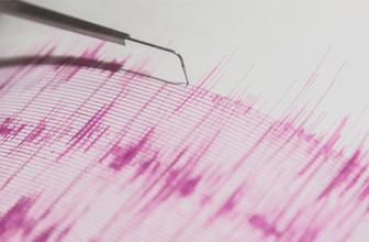 Son depremler Van'da deprem oldu büyüklüğü kaç?
