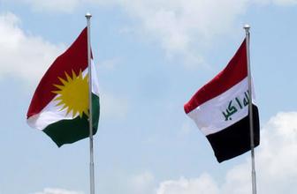 Kerkük'teki Kürt bayrağı büyük krizin ayak sesi!