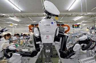 ABD'de robotlar insanların işlerini elinden alıyor