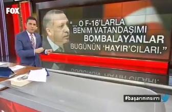 Fatih Portakal eleştiriyorum ayağına oy rengini açıkladı