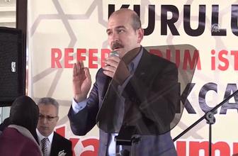 Süleyman Soylu Ertuğrul Özkök'ü yerin dibine soktu!