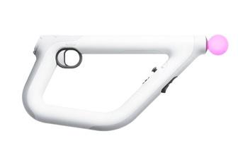 PlayStation VR için özel oyun aparatı yarattı!