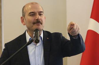 Soylu'dan HDP'li Yüksekdağ'a: Şimdi istediği duvara...