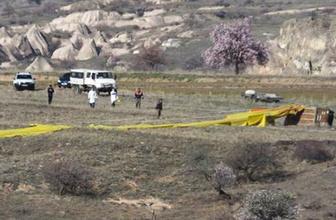 Kapadokya'daki balon kazasında vahim iddia