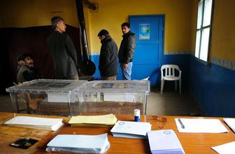 Gümüşhane seçim sonuçları referandum oy oranları