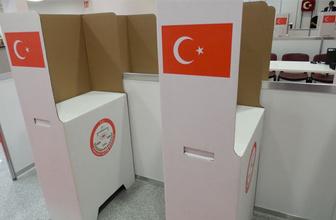 Eskişehir seçim sonuçları referandum oy oranları