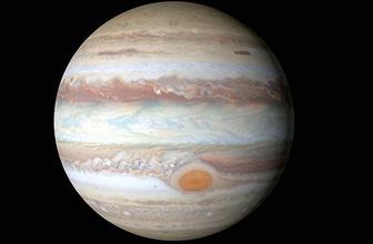 Jüpiter'de 'Büyük Soğuk Leke' keşfedildi