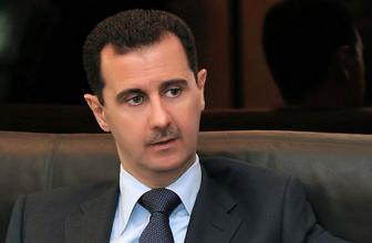 Esad'dan son dakika kimyasal saldırı açıklaması