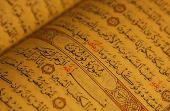 ABD'de tuvalete atılmış iki Kur'an-ı Kerim bulundu!