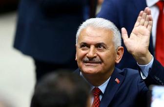 Yıldırım söyledi AK Parti'de alkış kıyamet koptu