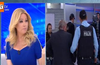 Müge Anlı'nın canlı yayını polis bastı şok gözaltı
