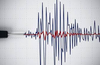 Balıkesir'de korkutan deprem depremin büyüklüğü kaç?