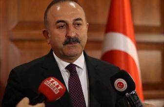 Bakan Çavuşoğlu: Bizi buna mecbur bıraktılar