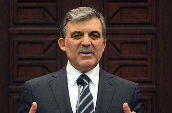 Abdullah Gül, AKPM'nin Türkiye kararını yorumladı