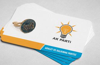 AK Parti'de temizlik : Üsküdar ve Eyüp kesin Fatih ise...