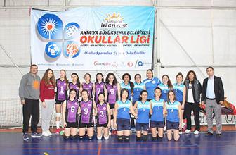 Okullar Ligi'nde final heyecanı başlıyor