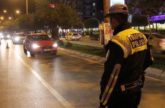Polisten kaçan sürücünün savunması pes dedirtti