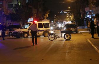 Kumarhaneyi taradı yoldan geçen 7 kişi yaralandı