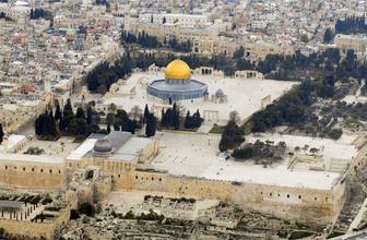 40 yıldır Kudüs'ü gündeme getiren tek ülke