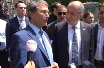 Halaçoğlu ve Özdağ'dan 'Atatürk'e hakaret'e suç duyurusu