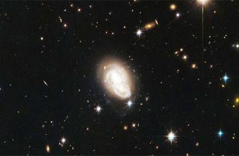 NASA'dan müthiş keşif! Yeni bir galaksi daha bulundu