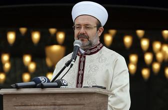 Mehmet Görmez'den Gülen'e şok mektup