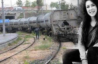 Tren istasyonunda feci ölüm