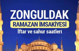 Zonguldak Ramazan imsakiyesi 2017