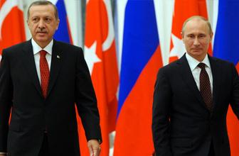 Erdoğan ve Putin tüm dünyaya ilan etti! Türkiye sınırında...