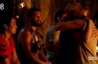 Furkan Kızılay elendi ağladı! Survivor'a veda eden kim?
