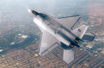 İşte ilk yerli savaş jetinin görüntüsü F-16'lar tarih olacak!