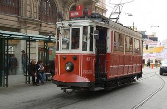 Nostaljik Tramvay kaldırıldı mı neden raylara beton döküldü?
