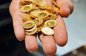 Gram altın fiyatı dip yaptı (Çeyrek altın kaç lira 8 Mayıs 2017)