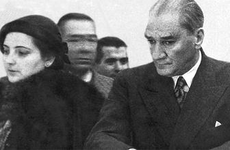 Atatürk'ün kızıyla ilişki yaşadığı iddialarına soruşturma!